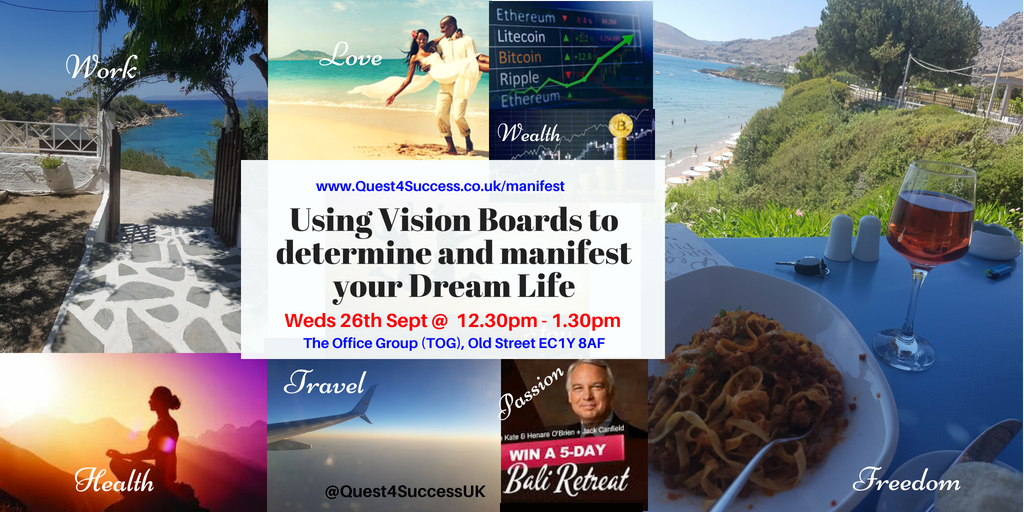 TOG Vision Board workshop SEP2018